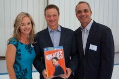 JUL 02, 2013 • BY KEVIN HUNT Teaming up to help a wounded veteran --support from General Mills, but this time with a little help from actor Gary Sinise, a longtime champion of veteran causes. - See more at: http://www.blog.generalmills.com/2013/07/teaming-up-to-help-a-wounded-veteran/#sthash.roXr7Ygj.dpuf