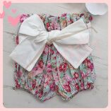 Baby Boutique, Boutique Shop, Vintage Floral, 3 Piece, Bows, Fashion, Moda, La Mode, Bowties