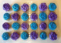 Rosette cupcakes Delaware, Ohio Rosette Cupcakes, Delaware, Rosettes, Ohio, Desserts, Food, Tailgate Desserts, Columbus Ohio, Deserts