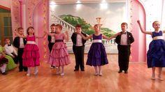Очень красивый танец в детском саду.mp4--children's dance. act children from kindergarten of the Moscow before parents