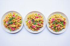 Peppery Pasta Salad