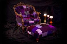 patchwork sofas - Google Search