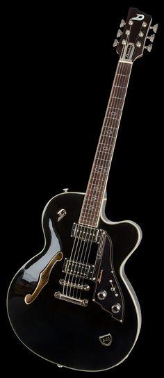 Duesenberg Guitars 440 Black