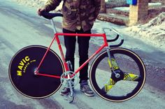 amazing wheels - fixie