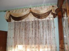 Raccogliere le tende con calamite idee per arredare pinterest - Tende per doccia rigide ...
