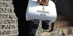 La Distributrice: Smallest cafe place in NorthAmerica - The Dieline -