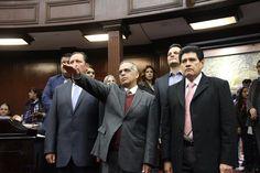 La terna fue conformada por Artemio Zaragoza Tapia, Debora Atziri Rangel Estrada y José Antonio Becerril Flores, quienes cumplieron de forma plena los requisitos establecidos por convocatoria