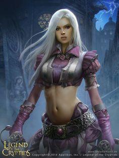 Applibot Legend of the Cryptids by BenMaier on DeviantArt