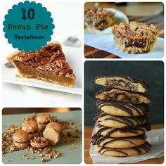 10 Pecan Pie Variations For Thanksgiving