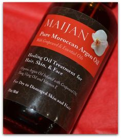 Maijan Pure Moroccan Argan oil