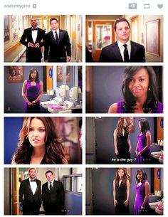 Grey's Anatomy Cast 2012 2013 | Grey's Anatomy Season 9: Alex Karev and Jo Wilson as the New Sloan ...