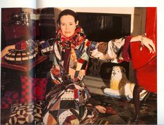 Gloria Vanderbilt, Photograph by Horst, 1970 -=- In a Class All her Own, for Always Exemplifying True Class !! <3