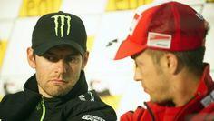 MotoGP: Cal Crutchlow e Ducati insieme dal 2014. E' ufficiale