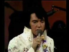 ▶ Elvis Presley - You Gave Me A Mountain(Live Hawaii 1973 - YouTube