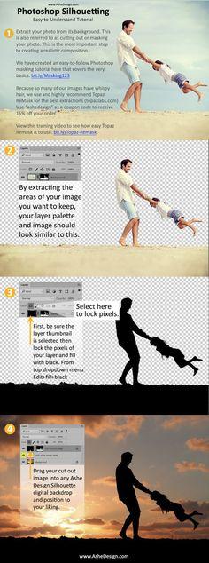 Idea de negocio por Internet: vender plantillas para imágenes de Photoshop o tutoriales explicando como lograr efectos específicos