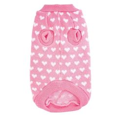 Pet clothes, Pikolai Love Heart Pet Dog Sweater -- Want to know more, click on the image.