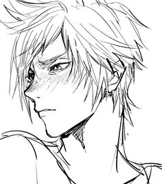 Prompto ~ HIS FRECKLES!! AAHHH