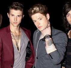 I don't mind either one. Including the tattoos. Ryan Follese && Nash overstreet :-)