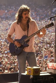 Glenn Frey - Eagles leader and cofounder.