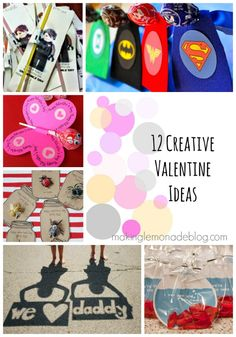 Tons of Creative Valentines Day Crafts and Ideas!