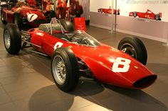 1963 - 1964 Ferrari 156 F1 'Aero': 6-shot gallery, full history and specifications