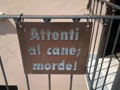 Take care when you arrive in langhe