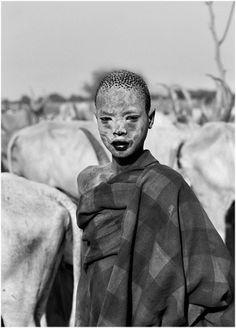 Check out Sebastião Salgado, Dinka child, Southern Sudan From Yancey Richardson Gallery Magnum Photos, Documentary Photographers, Best Photographers, Street Photography, Portrait Photography, Creative Photography, Photography Tips, Landscape Photography, Nature Photography