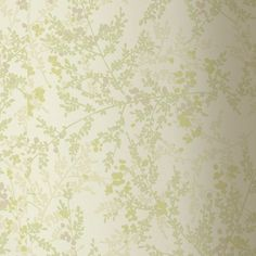 Colours Paste The Wall Mayfield Metallic Effect Yellow Wallpaper   Departments   DIY at B&Q