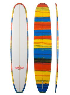 Modern Old School #surfboards