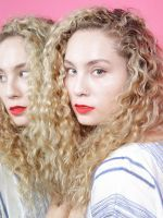 The Great No-Frizz Experiment #refinery29