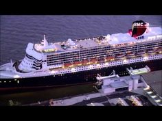 Titans des mers : Queen Mary la reine des mers - YouTube