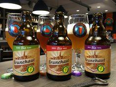 Cervejas sem glúten Brunehaut - Episódio 198
