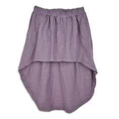 I'm pretty sure this is the only hi low skirt on the market for toddlers--LOVE