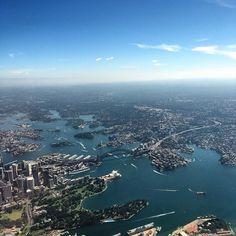#sydney sitting pretty #virginaustralia #travel #getcreative by christudehope http://ift.tt/1NRMbNv