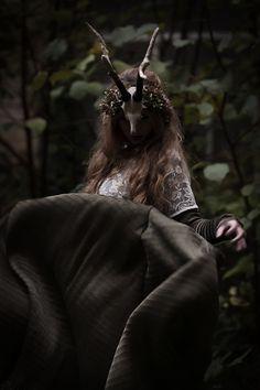 Fabio Interra – Alessandra Barbieri • Dark Beauty Magazine
