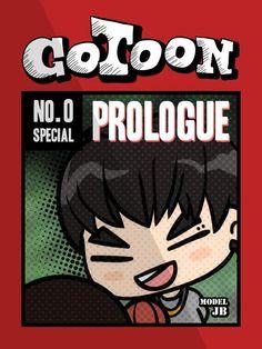 GOTOON EPISODE NO.0 GOT7