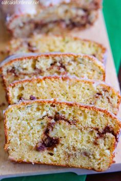 Hi, it's Jenn, from Eat Cake For Dinner. Today, I have a unique and seriously irresistible bread recipe for you. ...