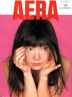 Bjork and Aera Magazine