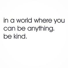 kindness is cool #MondayMantra