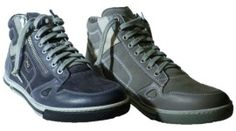 Sporty high sneaker shoes for men by Nero Giardini 2015