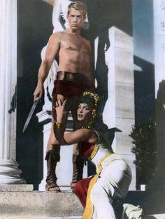 Artamne in Revolt of the Praetorians, Moira Orfei, 1964.