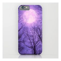 May It Be A Light (dark Forest Moon Ii) iPhone 6s Case ($35) ❤ liked on Polyvore featuring accessories, tech accessories, phone cases, phone, tech, phonecases and iphone & ipod cases