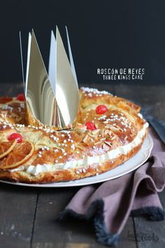 Roscón de Reyes | Bake to the roots