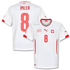 Puma Switzerland Away Inler Shirt 2014 2015 Switzerland Away Inler Shirt 2014 2015 http://www.comparestoreprices.co.uk/football-shirts/puma-switzerland-away-inler-shirt-2014-2015.asp