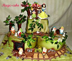 """Snow White and the Seven Dwarfs"""