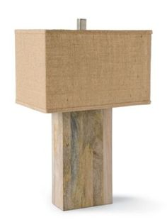 Pendleton Woolen Mills: LOW COUNTRY PARALLAX LAMP AND SHADE  $470.00