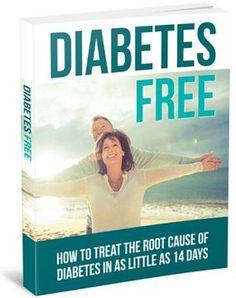 Diabetes Free by Dr. David Pearson Review