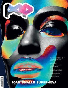 POP Magazine feat. Joan Smalls
