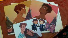 Ari and Dante collage