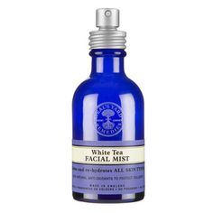 White Tea Facial Mist 1.52 fl.oz with aromatherapeutic essential oils. extremely refreshing. I tend to over do this one. Love it
